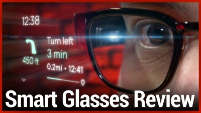 Control your Smartphone from your smart glasses