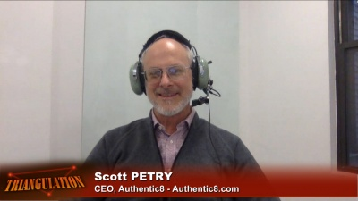 Scott Petry, CEO of Authentic8