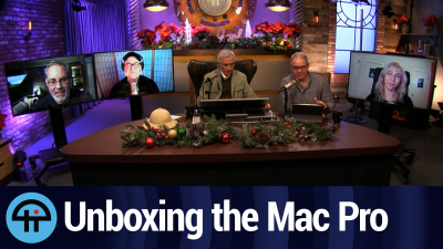 Unboxing the Mac Pro