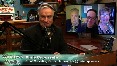 Microsoft CMO Chris Capossela, Project xCloud