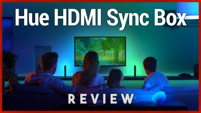 Philips Hue Play HDMI Sync Box Review