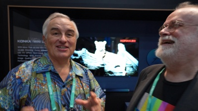 Ant & Leo's Excellent CES Adventure: TVs with Scott Wilkinson