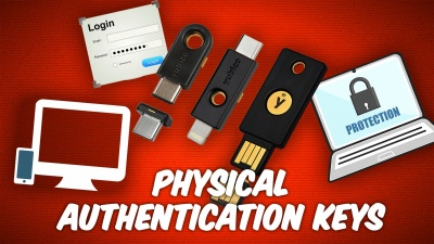 YubiKey and other hardware security keys explained.