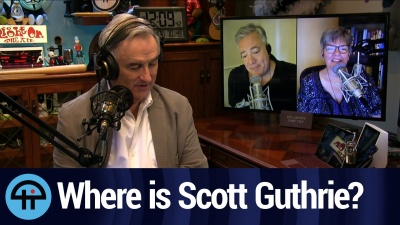 Crazy Idea by Mary Joe - Where is Scott Guthrie?