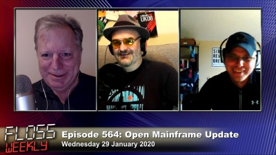 Open Mainframe Update