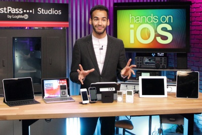 Mikah Sargent and Hands-On iOS