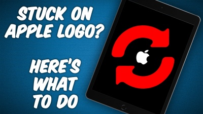 iPhone or iPad Stuck on the Apple Logo? Try DFU Mode