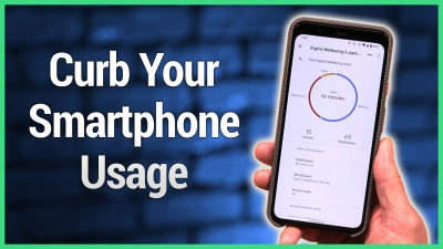 How can you curb your smartphone usage? Jason explains.
