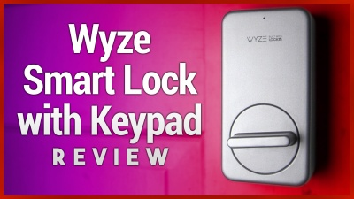 Wyze Labs Affordable Smart Lock with Optional Wireless Keypad