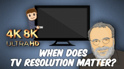When Does Resolution Make a Difference?