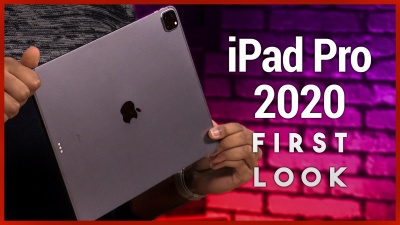 iPad Pro 2020 First Look - Apple's 3rd-Gen iPad Pro the Charm?