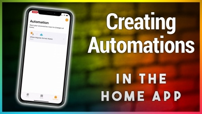 How to create Automations in the Home app for iOS