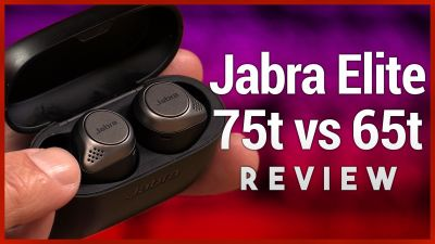 Jabra Elite 75t vs 65t Review