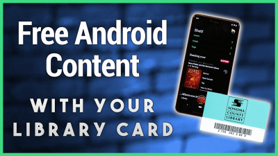 How Library Cards Open Up Free Content