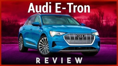 Navigant Research senior research analyst Sam Abuelsamid takes the Audi e-tron on the road to give his review of Audi's first all-electric SUV.