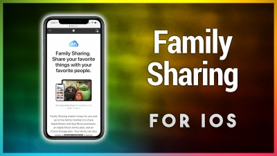 Set Up and Start Using Family Sharing on iOS