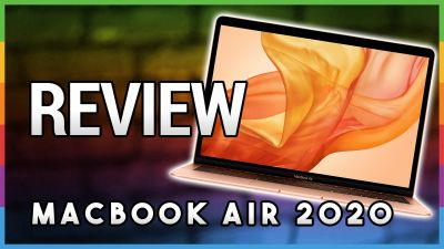 MacBook Air 2020 Review