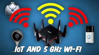 Can't connect your smart home device? Probably because of your 5 GHz WiFi router