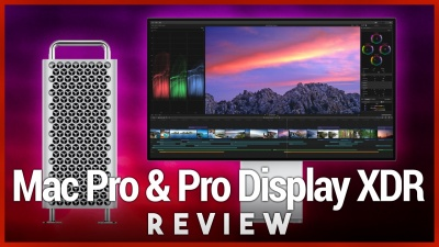Mac Pro & Pro Display XDR Review - A Return to Glory for Apple's Workstation?