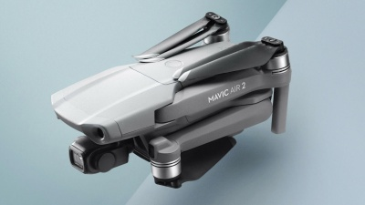DJI Mavic Air 2 Announcement