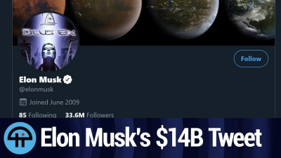 Elon Musk's $14 Billion Tweet