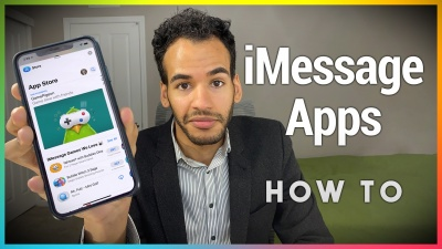 How to Find, Delete, Use, and Arrange iMessage Apps