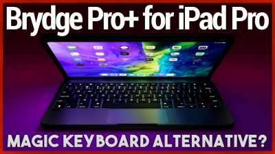 iPad Pro Wireless Keyboard with Trackpad