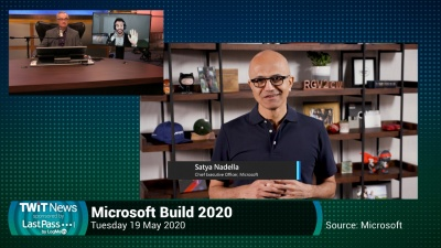 Microsoft Build 2020 Satya Nadella Vision Keynote, Imagine Cup, and Scott Hanselman Developer Keynote