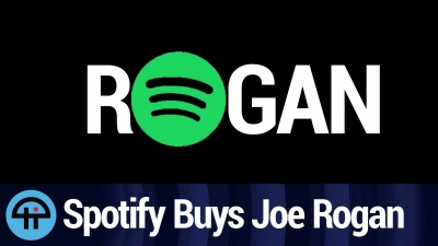 Spotify Buys Joe Rogan Podcast for $100 Million