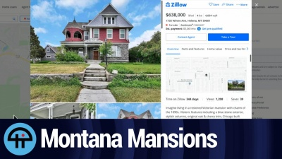 Montana Mansions for Big Tech Workers
