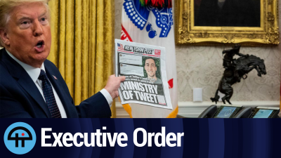 Donald Trump's New Executive Order