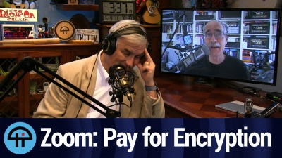 Zoom: Pay for Encryption