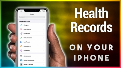 How to Access Your Health Records (Vitals, Lab Results, Medications, Etc.) on Your iPhone