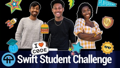 Winners of the WWDC20 Swift Student Challenge