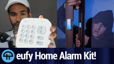 eufy Security Home Alarm Kit Impressions