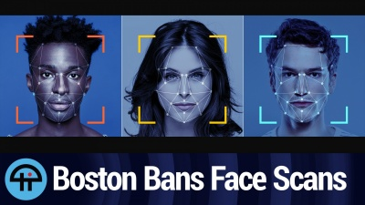 Boston Bans Facial Recognition