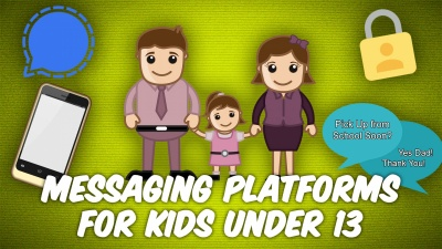 Encrypted Messaging Apps for Kids