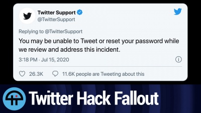 Twitter Hack Fallout