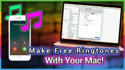 Make Free iPhone Ringtones