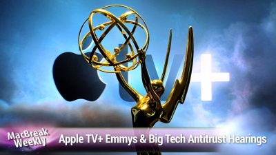 Apple TV+ Emmys, Big Tech Antitrust Hearings, CES 2021