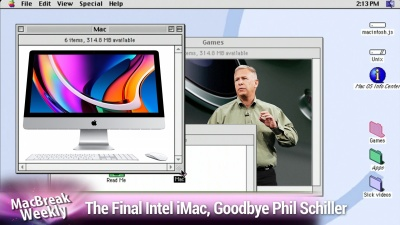Apple Is #1, the Final Intel iMac, Goodbye Phil Schiller