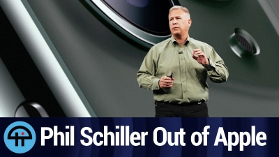 Phil Schiller Out of Apple