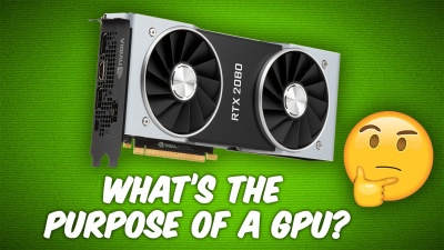 What Does a GPU Do?