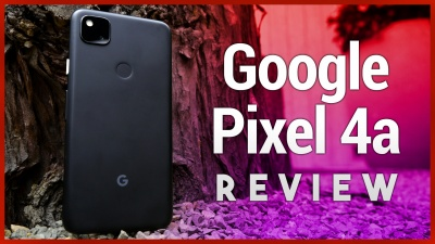 Google Pixel 4a Review - Goldilocks Phone With 2020 Vision