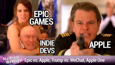 Epic vs Apple, Trump vs WeChat, Apple One