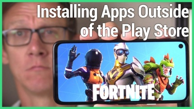 Installing Apps Outside of the Google Play Store