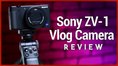 Sony ZV-1 Review - Vlogging Camera for Content Creators