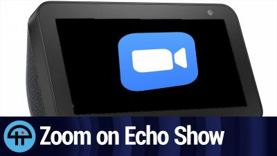 Zoom Comes to Facebook Portal and Amazon Echo Show