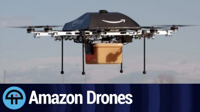 FAA Approves Amazon's Delivery Drones