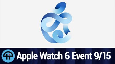 Apple Watch 6 Event September 15th